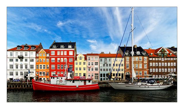 Port de Nyhavn