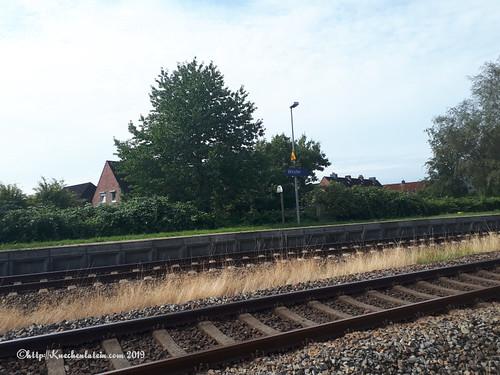 Bahnhof Wilster