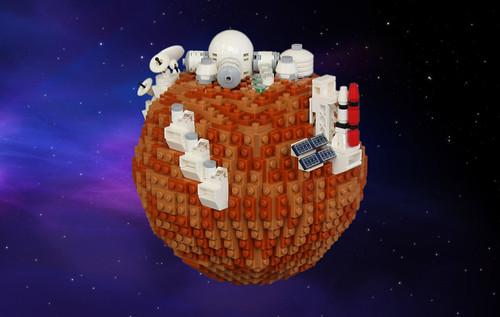 Space Spheres: Asteria Colony