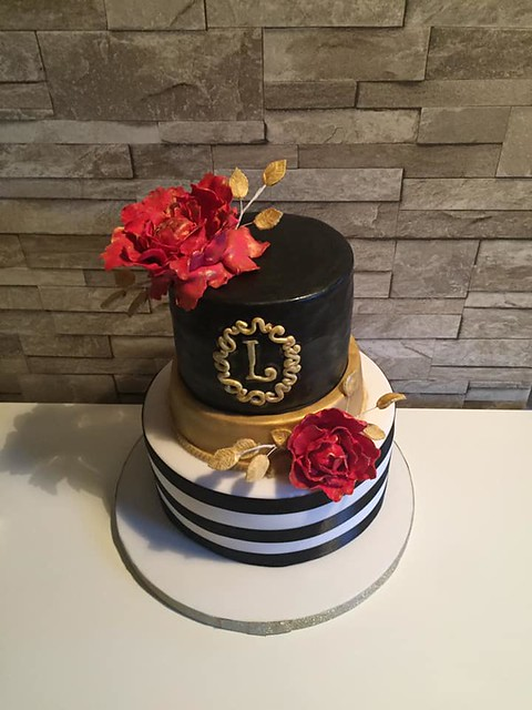 Cake by L&A Cakes