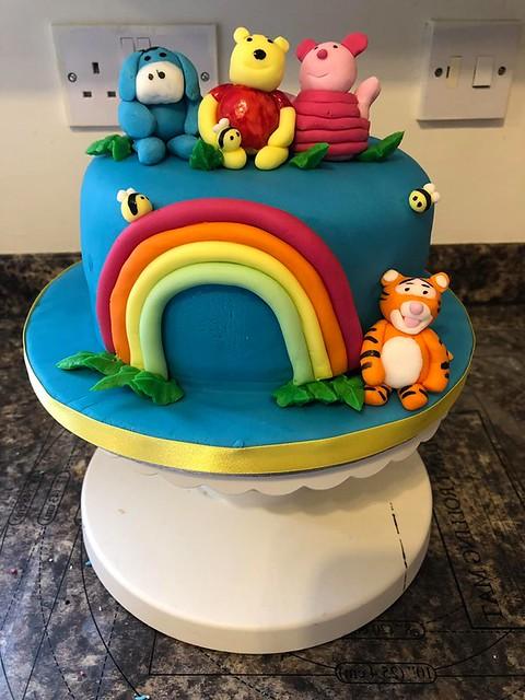 Cake by Freedom Bakes UK
