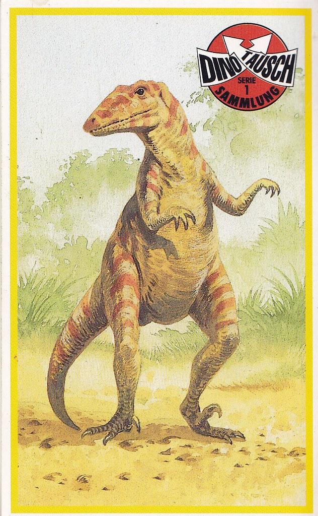 Dinosaurier Serie