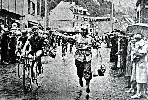 1950 TDF The vigilant Sylvère Maes