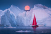 Iced Moon