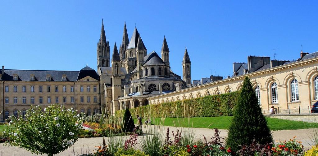 Abbaye aux Hommes,  Caen
