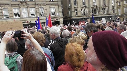 Suspending Parliament protest Newcastle 31 Aug 19 (3)
