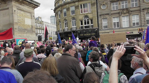 Suspending Parliament protest Newcastle 31 Aug 19 (2)