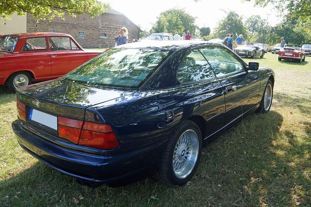 1990 BMW 8er E31 Heck