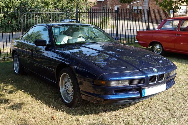 1990 BMW 8er E31 Front