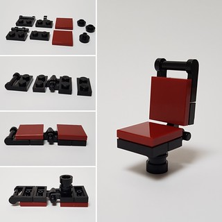Chair tutorial. MOC created for Dune House MOC.