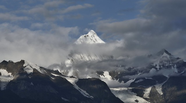 Mt Khawa Karpo, Tibet 2018