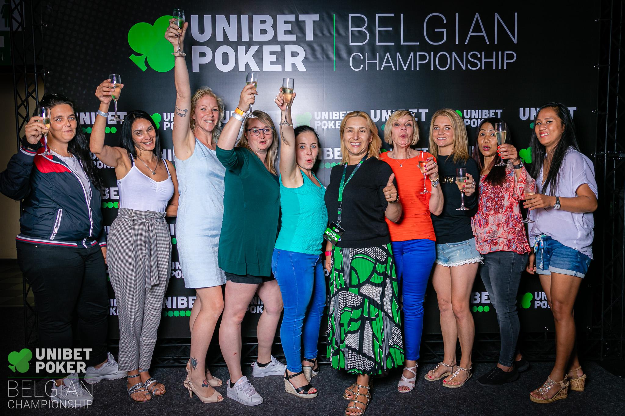 Unibet Poker Belgian Championship 2019 - Queenrules Ladies Event 062  ((C) Tambet Kask 2019)
