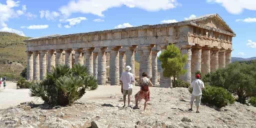 Les Grecs de l'Antiquité utilisaient déjà des grues