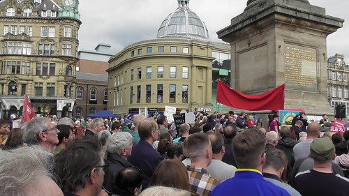 Suspending Parliament protest Newcastle 31 Aug 19 (1)