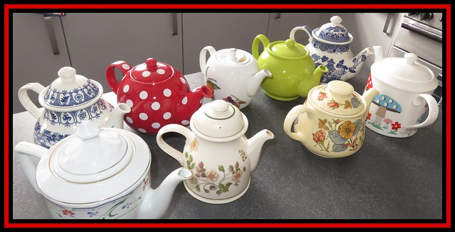 Tea Pot Party