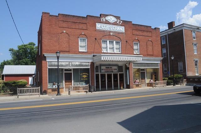 Moorefield, WV