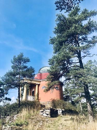 Kvistaberg Observatory, Bro, Sweden, August 31, 2019 -