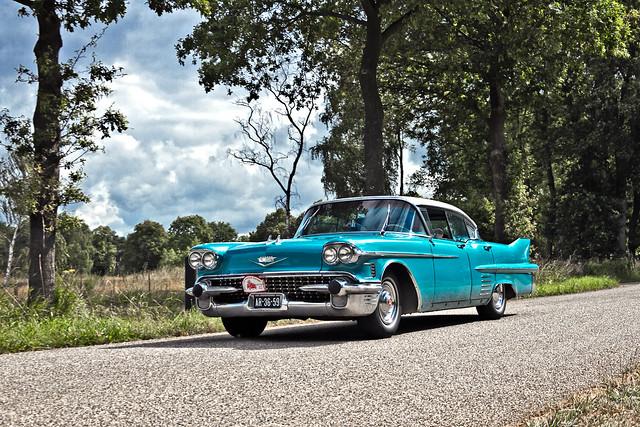 Cadillac Sedan DeVille 1958 (9153)