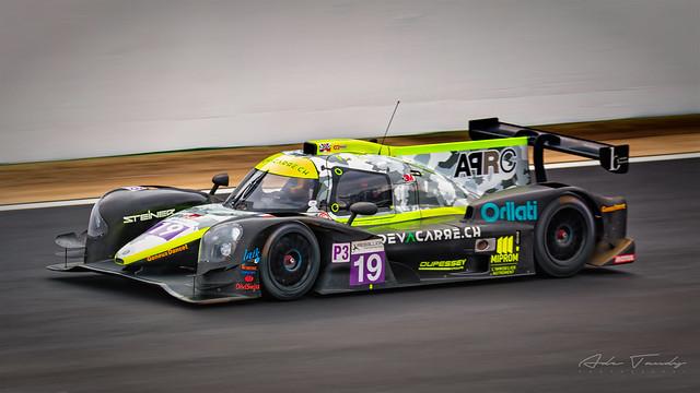 LMP3 - Norma M30 - Nissan - Silverstone 2019
