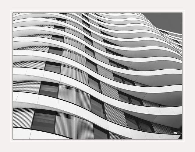 Riverwalk apartments, Millbank, London