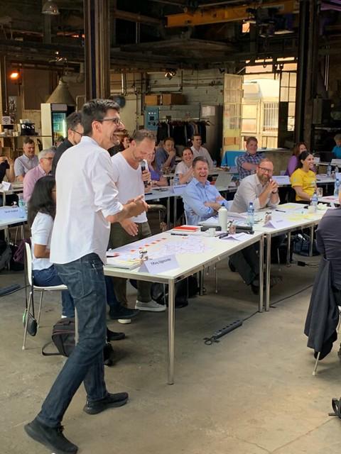 Strategyzer Bootcamp 2019