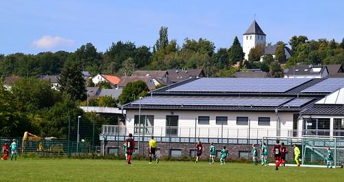 JSG Mechernich/ Feytal/ Weyer D 4:2 n.V. TuS Vernich D