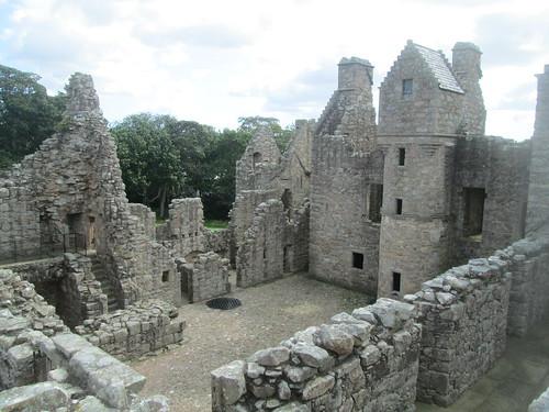Tolquhon Castle, Aberdeenshire