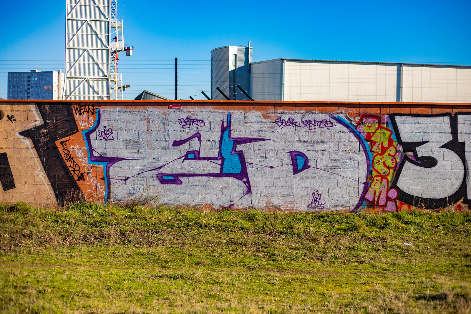 STREET-ART WALLPAINTING ART