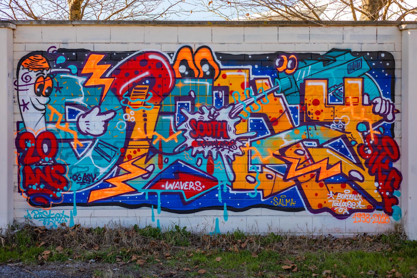 streetart vandal