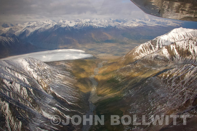 Yukon Territory, 2019 - Kluane National Park, Ice Field Discovery Tour