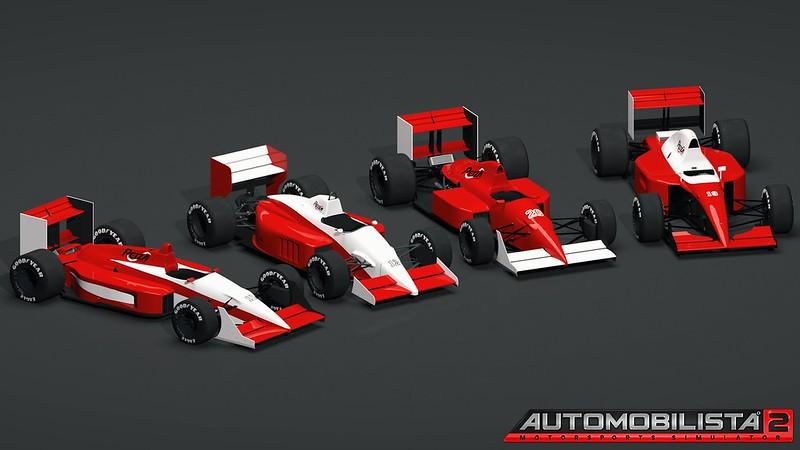 Reiza Studios Formula Classic