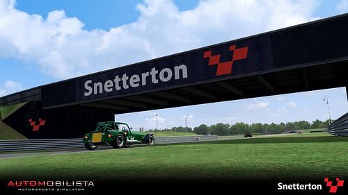 AMS Snetterton