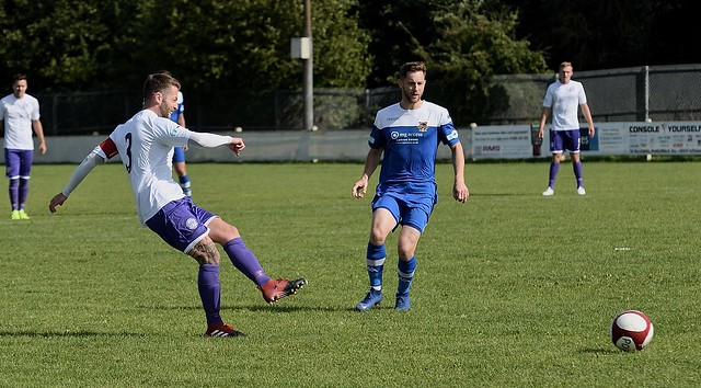 Pontefract Collieries 2 Rams 0