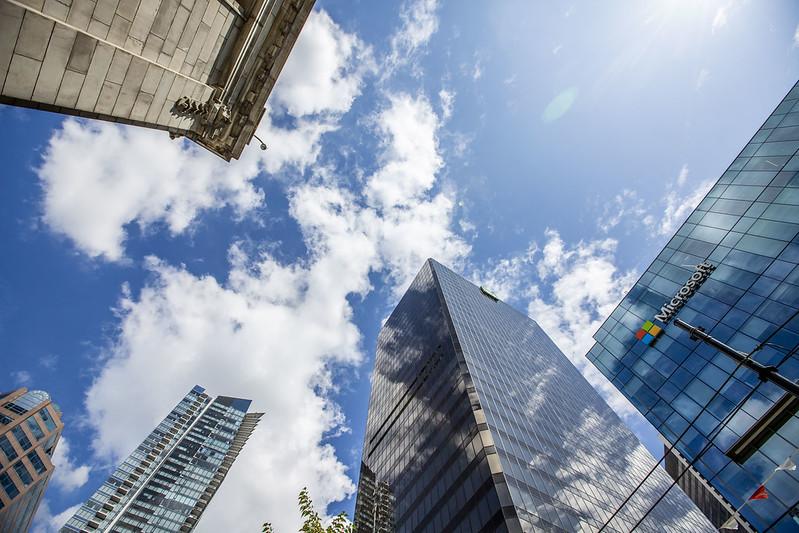 Buildings, Vancouver