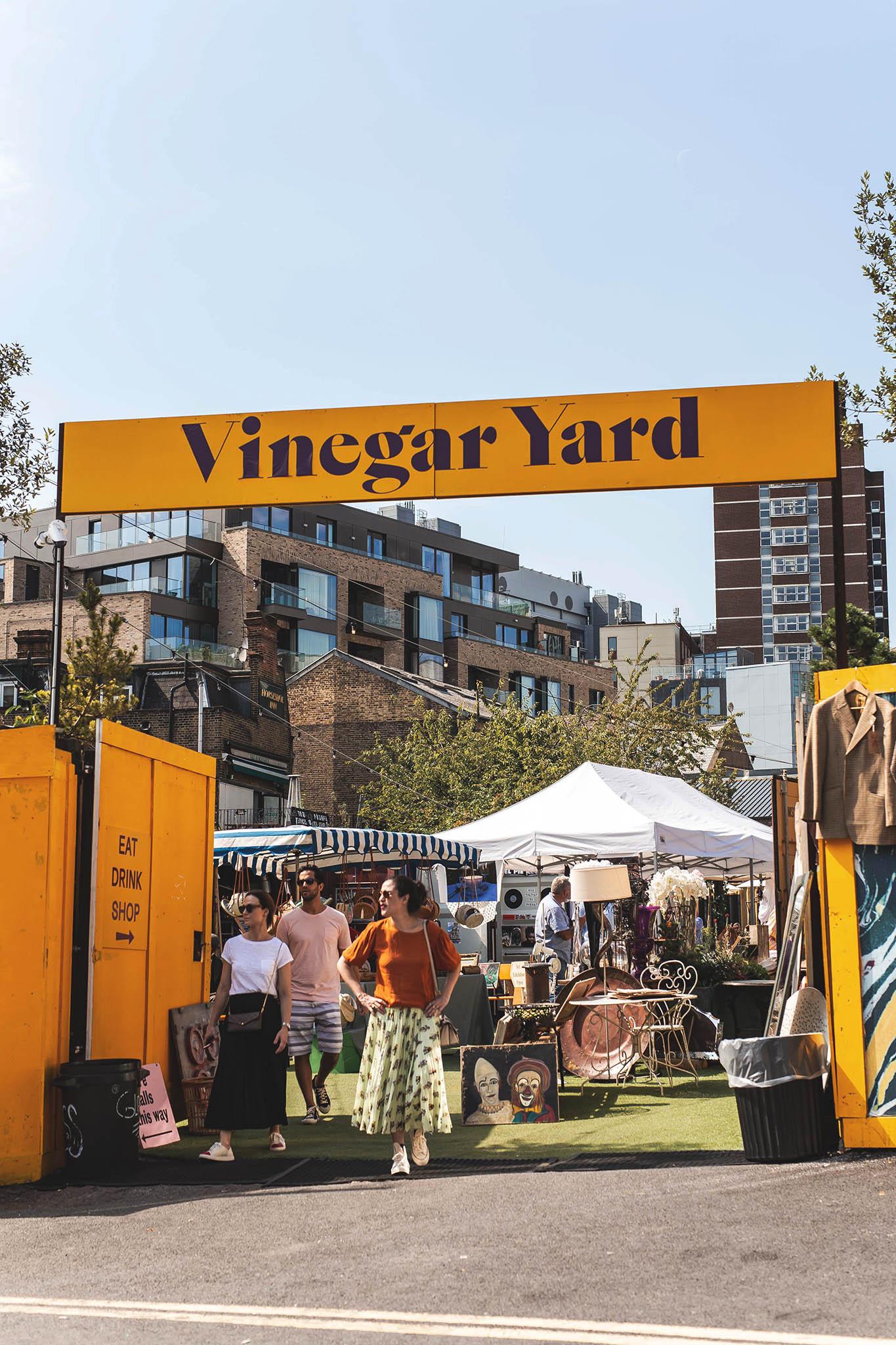 Vinegar Yard