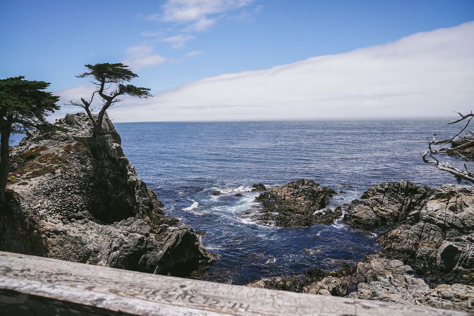 Pebble Beach California pictures