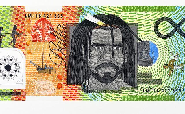 Presley Blood Money note