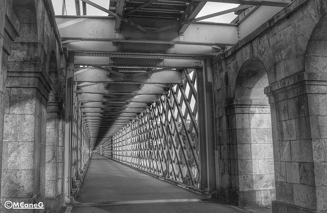 Puente Internacional Tui Valença (interior)