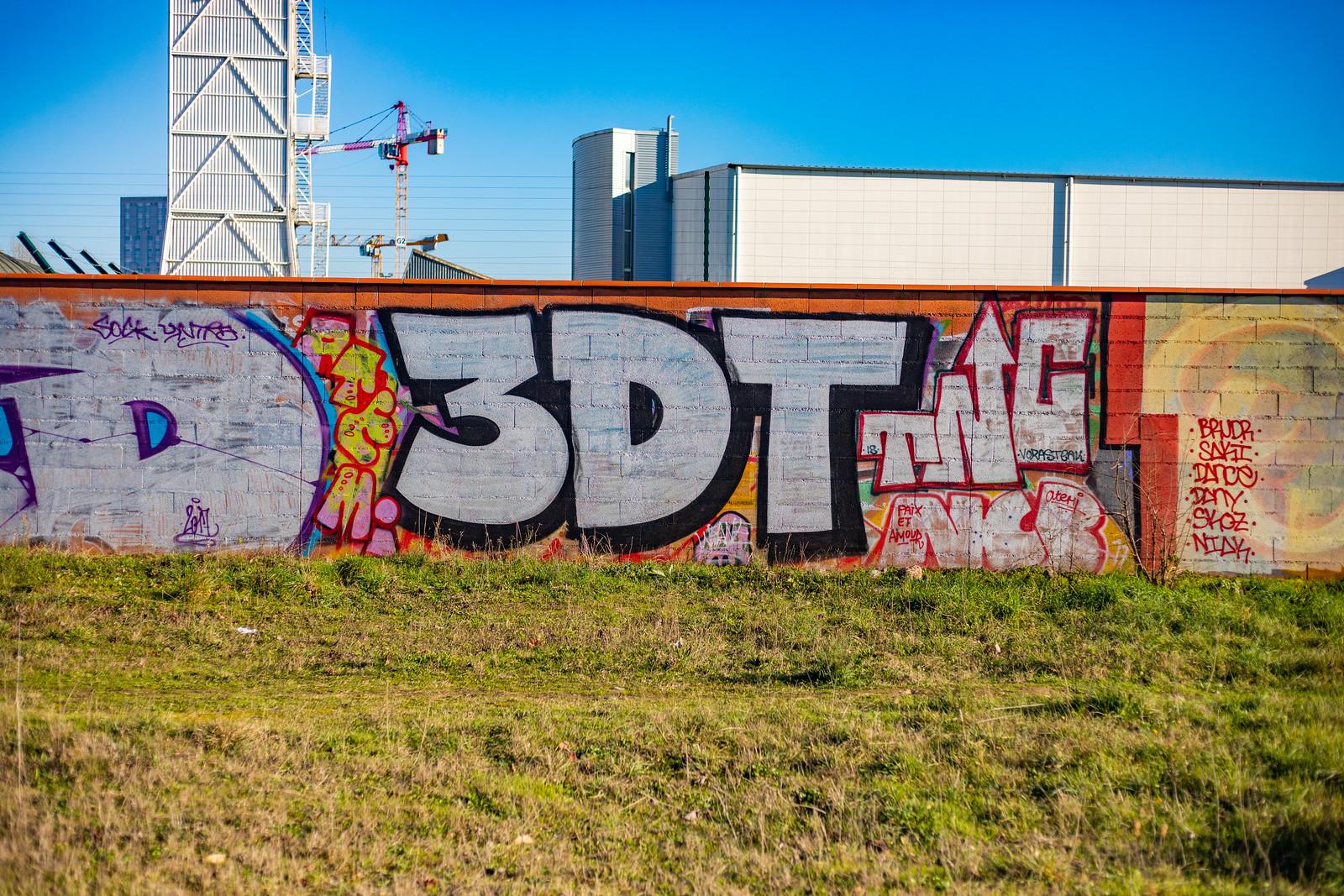 WEANE GRAFFITI TOULOUSE
