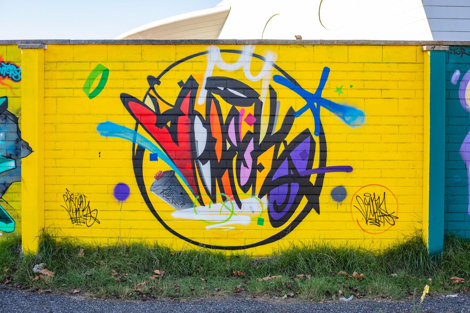 graffiti couleur