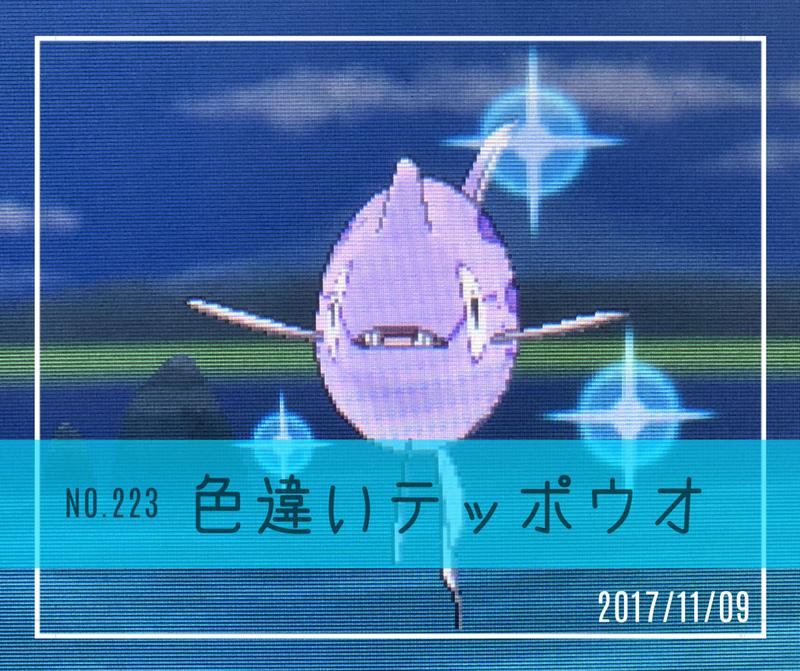 ic223(色違いテッポウオ)