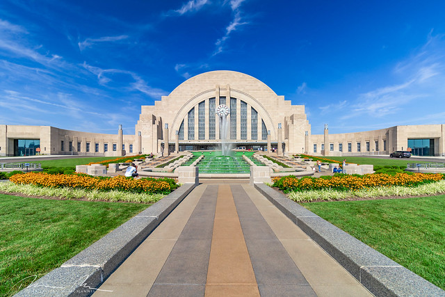 union terminal day time - cincinnati