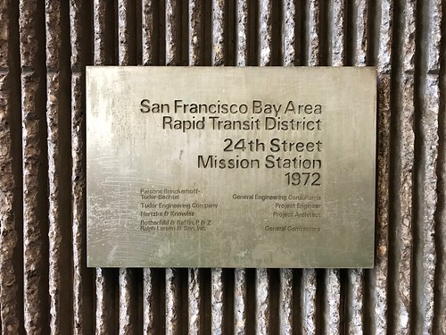 24th Street Mission Station plaque