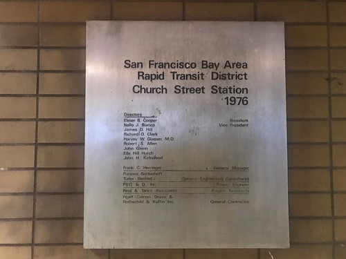 Church Street Station plaque