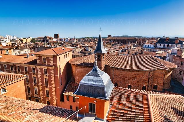 Rooftop Ma biche sur les Toits à Toulouse - Occitanie 1L8A0051