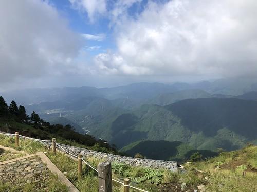 三ノ塔からの眺望