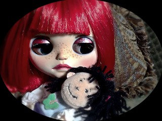 Blythe-a-Day 14 - Rag Doll (Aerosmith): Dasha