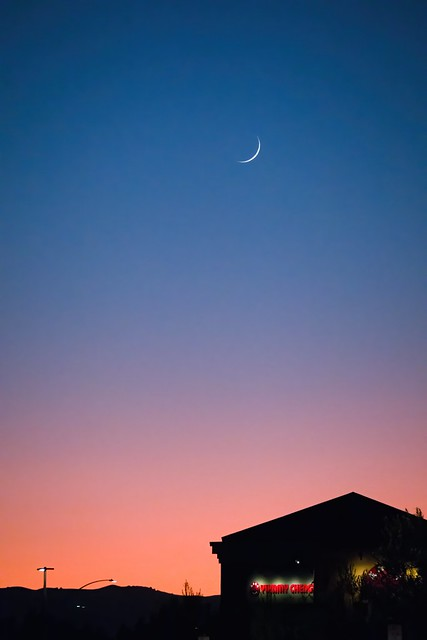 New Moon From Tri-Valley