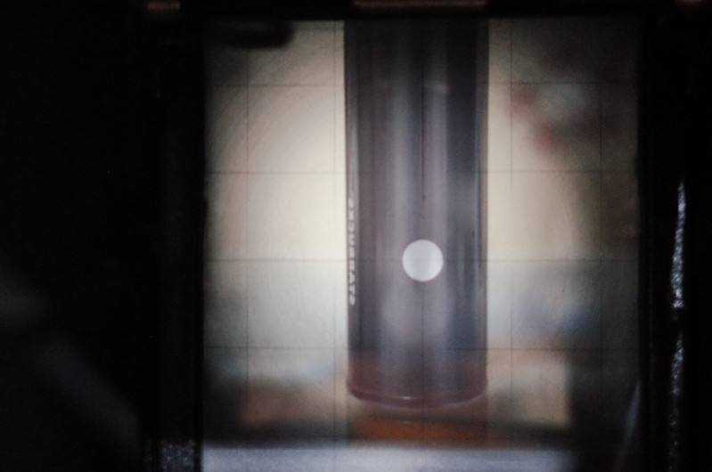 BAY3用Rolleinar2の最短接写距離