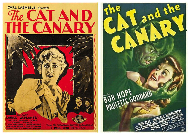The cat & the canary 1927-1939